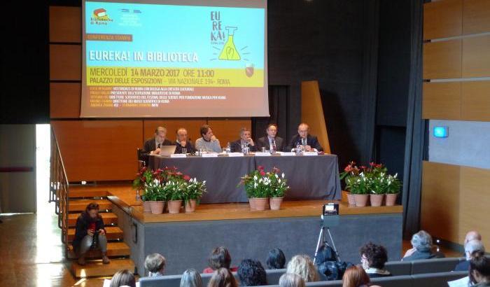 Biblioteche di Roma: la scienza a portata di mano