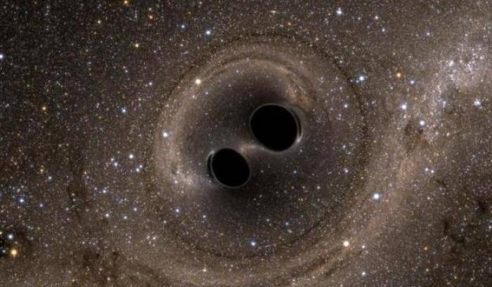 Buchi neri distanti: come sono nati?