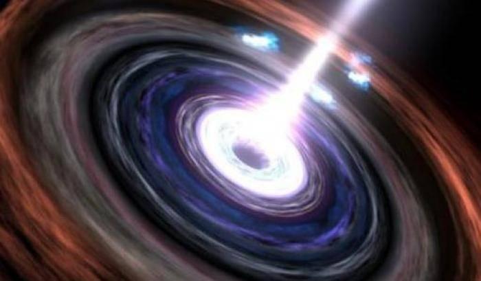 Buchi neri per illuminare l'Universo