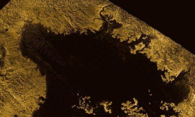 Caratteristiche 'terrestri' per i mari di Titano