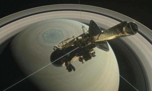 Cassini, il Grand Finale: l'addio spettacolare