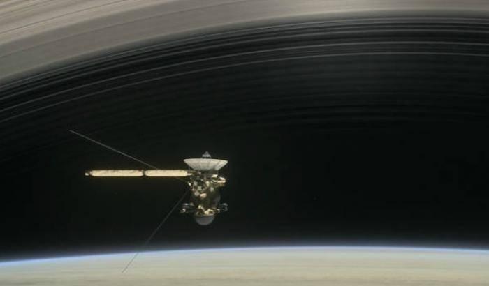 Cassini, le ultime cinque orbite intorno a Saturno