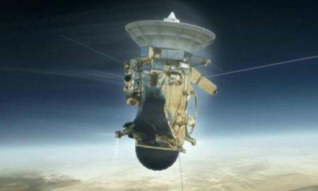 Cassini, le ultime ore prima dell'impatto