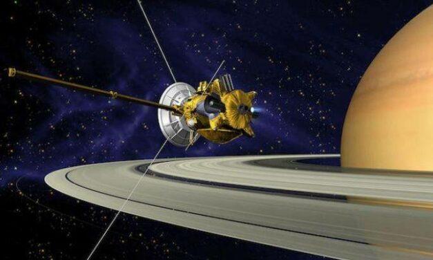 Cassini, missione da record