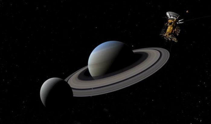 Cassini, ultime immagini aspettando il 'Grand Finale'