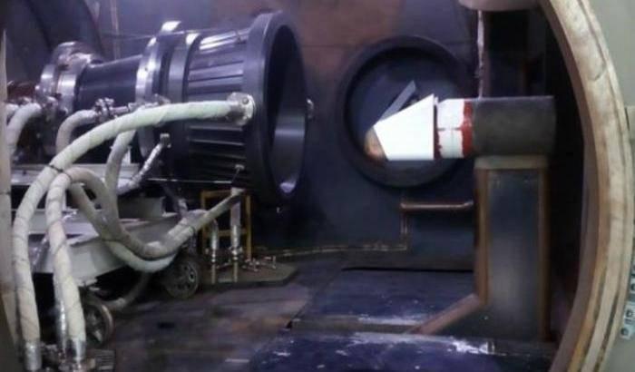 Cira: le protezioni termiche made in Italy superano i test