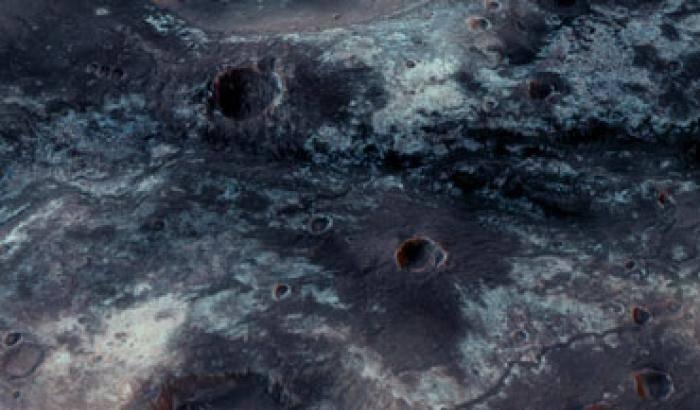 Clima marziano, la 'parola' all'argilla