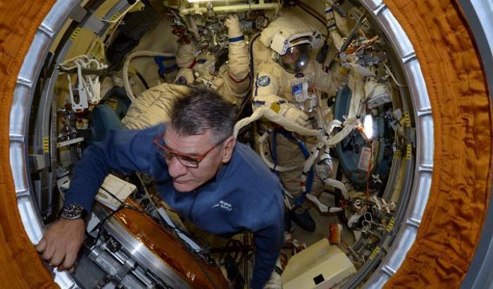 Completata la missione biologica sulla Stazione Spaziale Internazionale