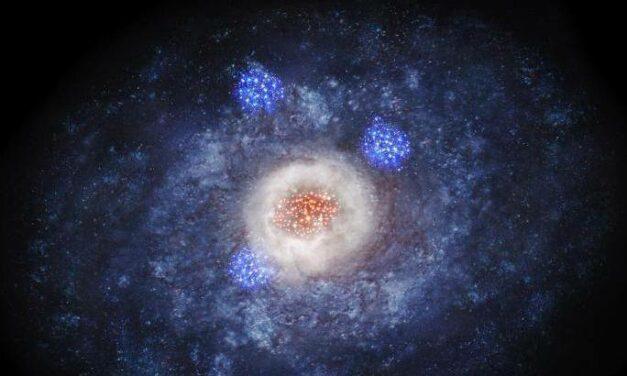Così le 'fabbriche di stelle' cambiano le galassie
