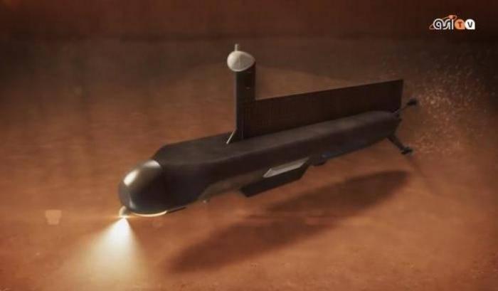 Crociera sottomarina su Titano
