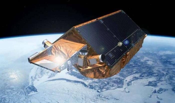 CryoSat, così si sta sciogliendo l'Antartide