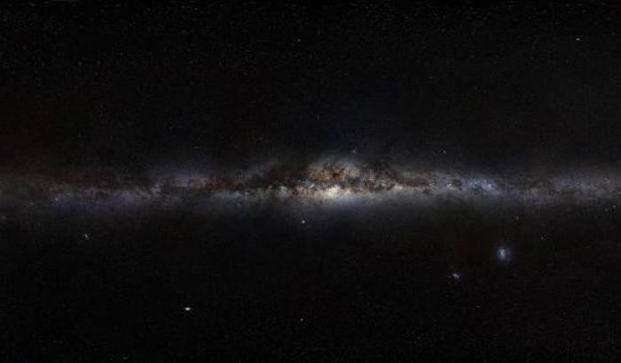 Da un lato all'altro della Via Lattea