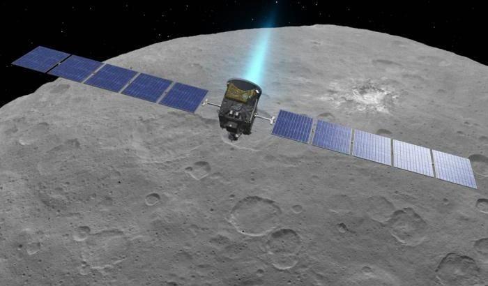 Dawn, approvata la seconda estensione della missione