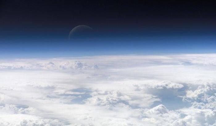 Ecco da dove viene l'ossigeno dell'atmosfera terrestre