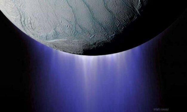 Encelado, caccia ai microrganismi