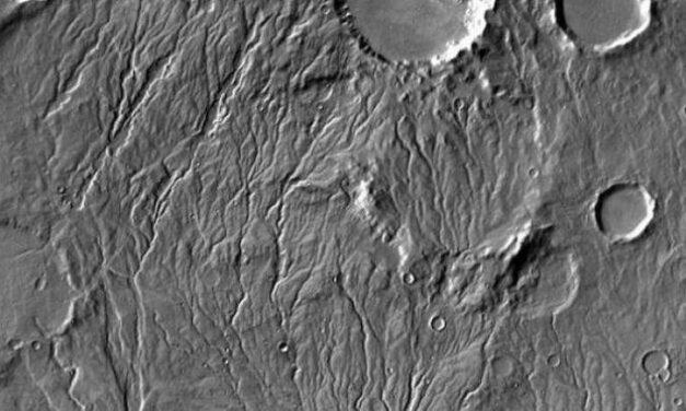Freddo ed erosione nel passato di Marte