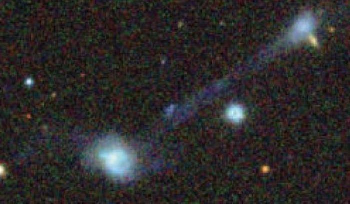 Gemella galattica, identikit a sorpresa