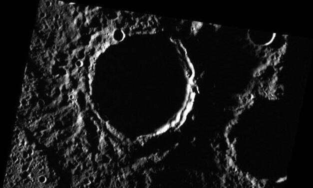 Ghiaccio 'nascosto' su Mercurio