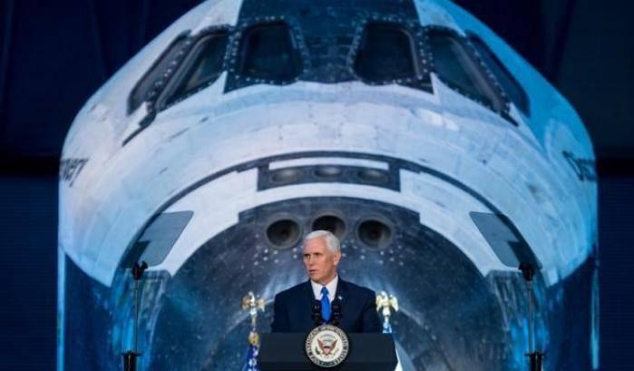Gli Usa rivogliono la Luna