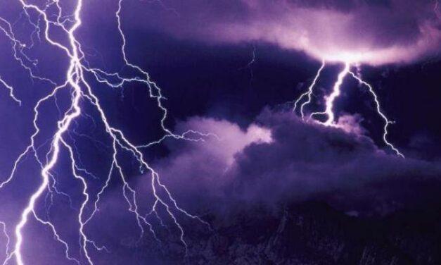 Gli effetti del cambiamento climatico sulle tempeste di fulmini