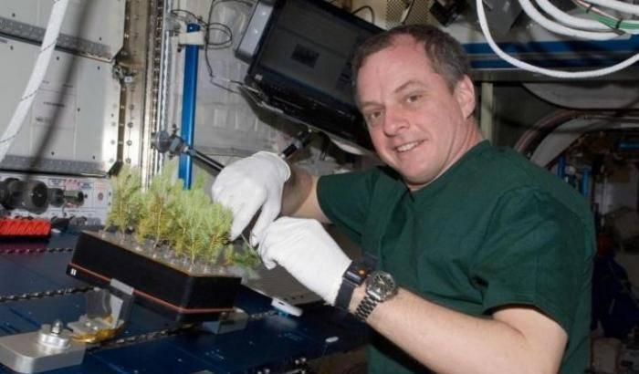 I benefici di un'agricoltura spaziale