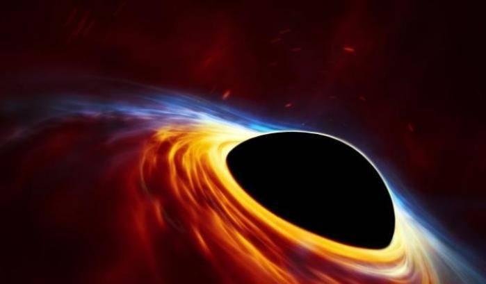 Indigestione da buco nero