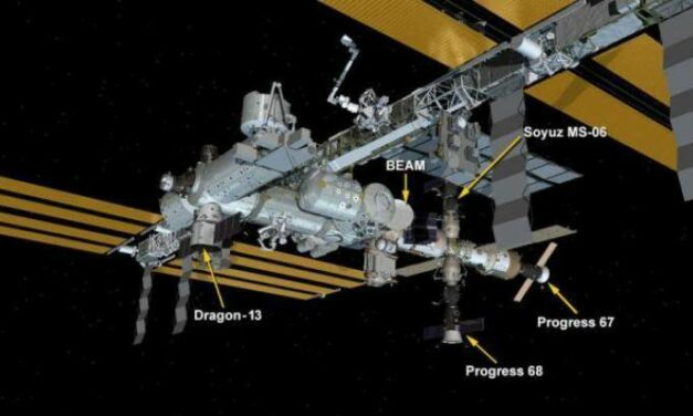 Iss, dopo Dragon partita l'Expedition 54