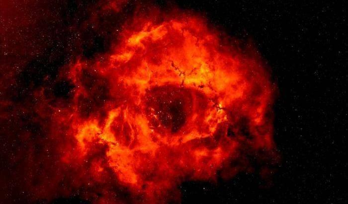 La Nebulosa Rosetta apre il suo 'cuore'