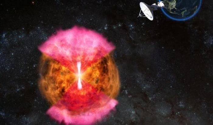 Lampi gamma al cuore delle stelle di neutroni