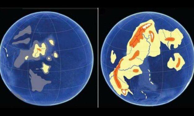 Le rocce primitive raccontano la storia della Terra