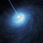 Un faro nell'Universo primordiale