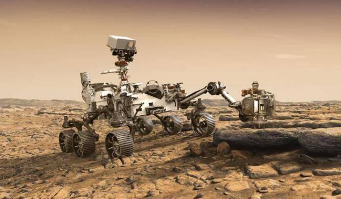 Mars 2020, ecco il nuovo look