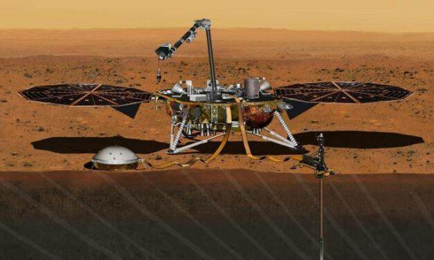 Marte al centro del mirino: InSight in rampa di lancio