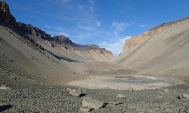 Marte come l'Antartide? Il caso del lago Don Juan