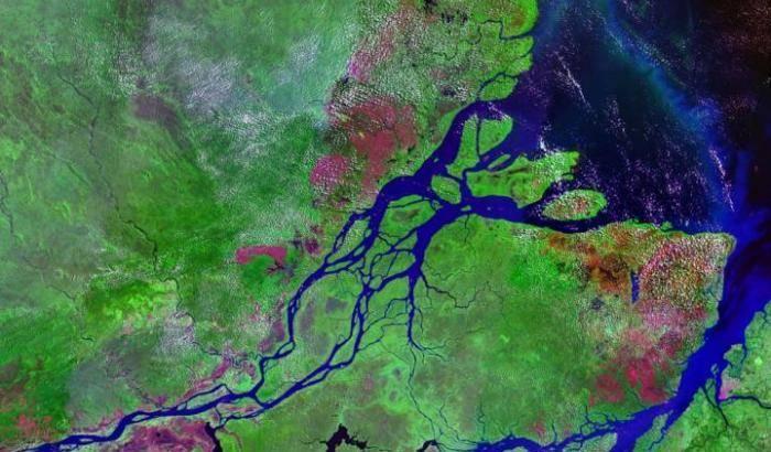 Monitoraggio dei fiumi, lo spazio fa la differenza