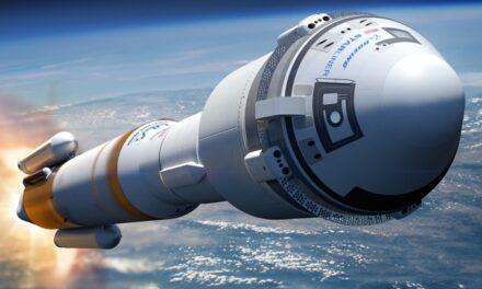 Starliner, equipaggio definitivo