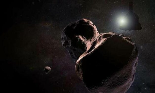 New Horizons viaggia in 'stand by'