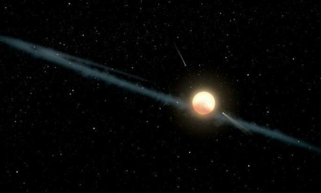 Non erano alieni: (quasi) svelato il mistero della stella di Tabby