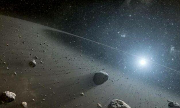 Nuove simulazioni: gli asteroidi in passato erano meno solidi