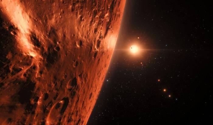 Nuovi indizi sull'abitabilità del sistema TRAPPIST-1