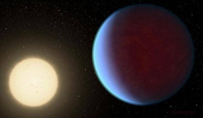 Nuovi indizi sull'atmosfera di 55 Cancri e