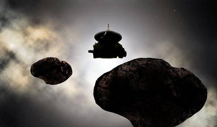 Nuovi piani per New Horizons