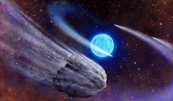 Oggetti interstellari ai confini del Sistema Solare