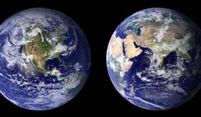 Origine dell'acqua sulla Terra, una nuova ipotesi