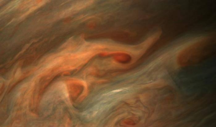 Ottavo flyby per Juno