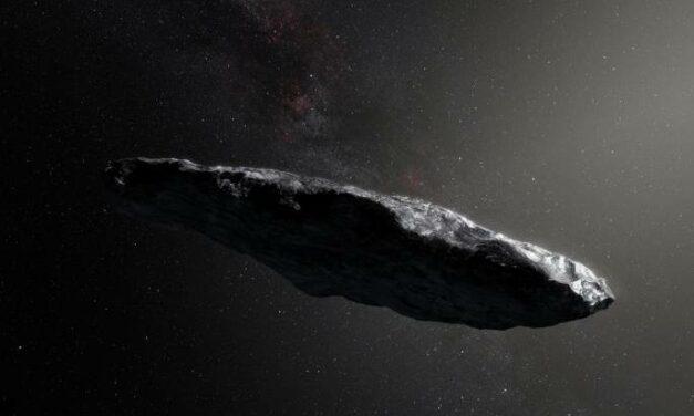 ʻOumuamua, l'asteroide dal passato burrascoso