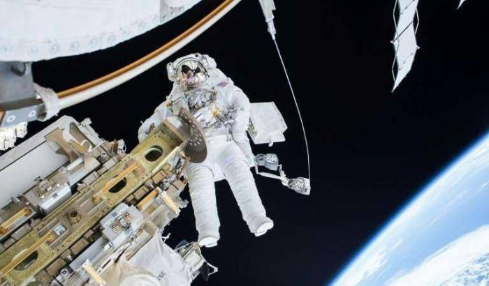 Passeggiate spaziali made in Russia