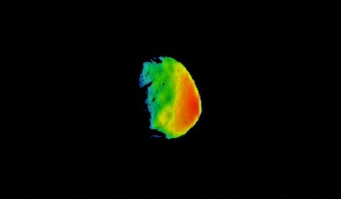 Phobos all'infrarosso