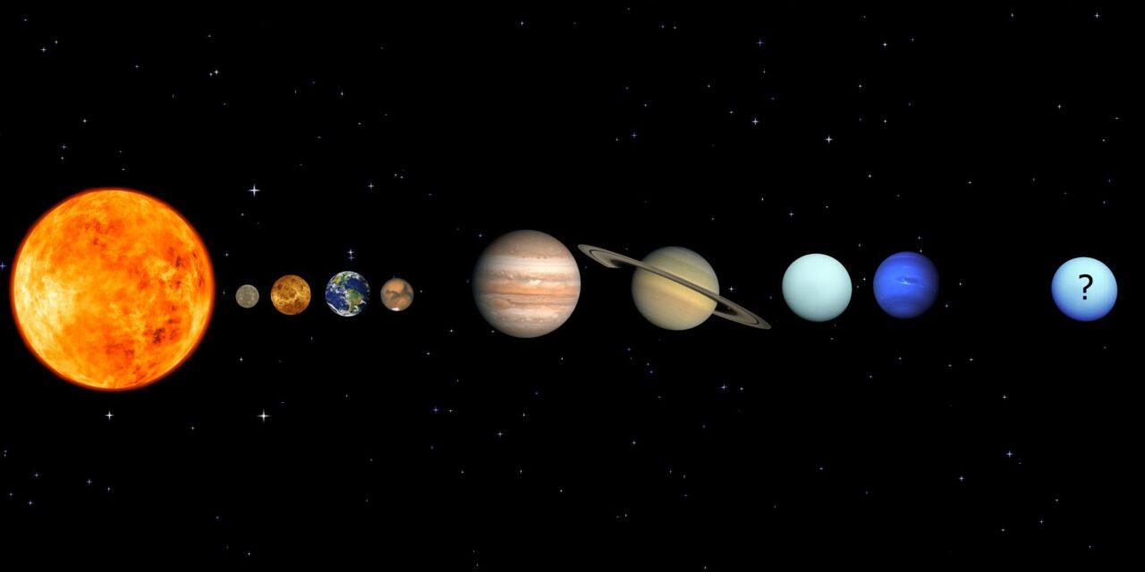 Il pianeta X non è necessario
