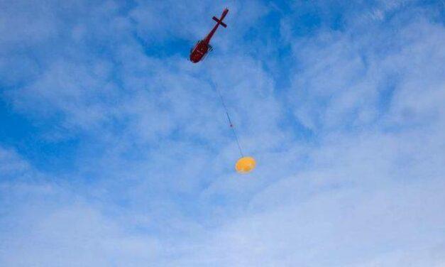 Pronti ad atterrare su Marte: testato il paracadute del rover